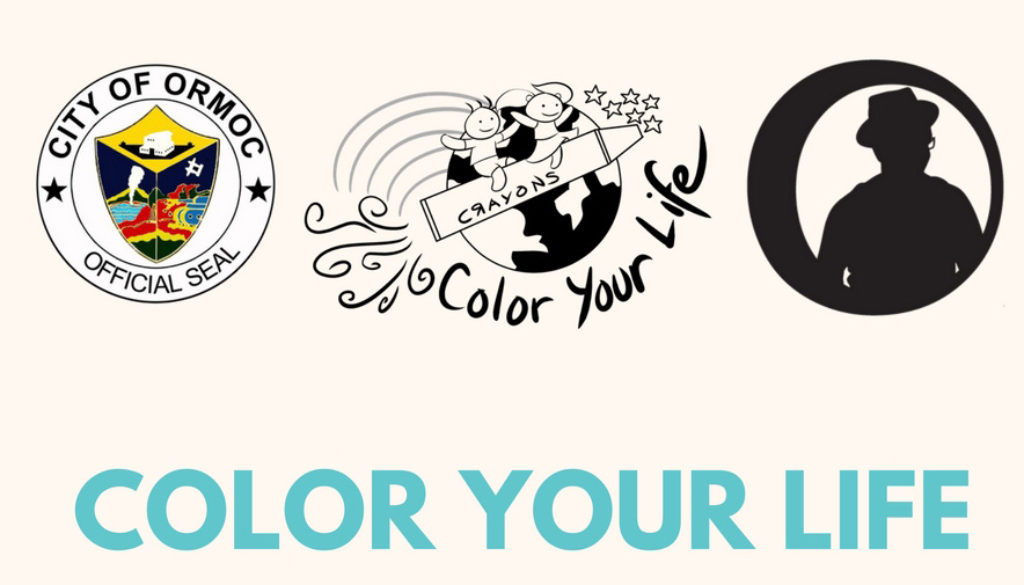 Project Ormoc: First Color Your Life Event in Visayas